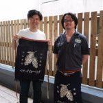織り込んだ想いは日本から海外へ ― 前掛け専門店「縁+ing=エニシング」