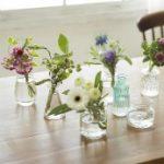 日常にお花のある生活を。部屋にお花を飾る時のコツをご紹介