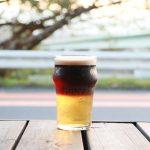 東急多摩川「多摩川ダイナー」 ― テラスと夕焼けとハーフ&ハーフビール。秋風を感じて、贅沢な昼下がり