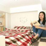 狭小住宅に暮らす一人暮らし女子のお部屋訪問!ロフトを活かした部屋作りのコツ