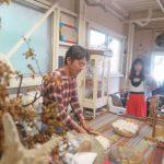 オーガニックコットンで癒される ー 「Tokyo cotton village」の糸つむぎカフェ
